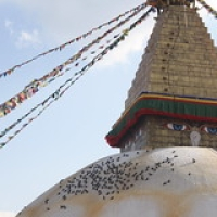 "Stupa de Bodnath • <a style=""font-size:0.8em;"" href=""http://www.flickr.com/photos/22252278@N05/21891852209/"" target=""_blank"">View on Flickr</a>"