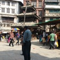 "Thamel • <a style=""font-size:0.8em;"" href=""http://www.flickr.com/photos/22252278@N05/21605486869/"" target=""_blank"">View on Flickr</a>"