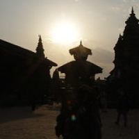 """Bhaktapur • <a style=""""font-size:0.8em;"""" href=""""http://www.flickr.com/photos/22252278@N05/21443814448/"""" target=""""_blank"""">View on Flickr</a>"""