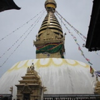 "Swayambunath • <a style=""font-size:0.8em;"" href=""http://www.flickr.com/photos/22252278@N05/21605521639/"" target=""_blank"">View on Flickr</a>"