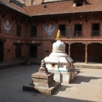 "Bhaktapur • <a style=""font-size:0.8em;"" href=""http://www.flickr.com/photos/22252278@N05/21605464836/"" target=""_blank"">View on Flickr</a>"