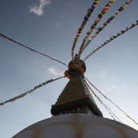 "Stupa de Bodnath • <a style=""font-size:0.8em;"" href=""http://www.flickr.com/photos/22252278@N05/22052640846/"" target=""_blank"">View on Flickr</a>"