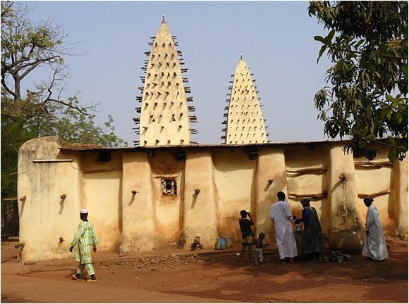 Mosquée de Bobo Dioulasso - Burkina Faso 2008