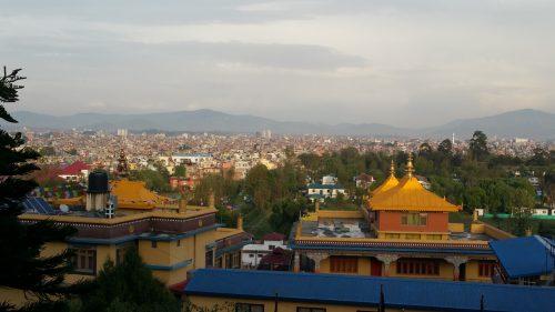 Benchen monastory