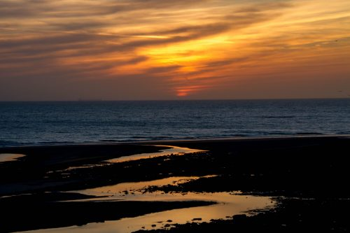 Ambleteuse Sunset