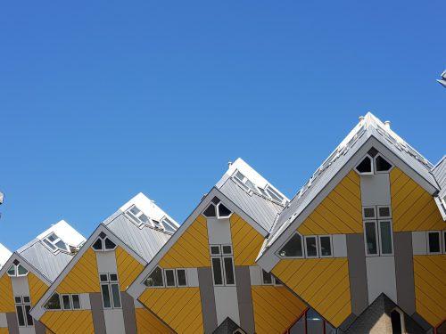 Maisons Cubes à Rotterdam