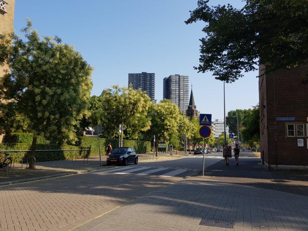 balade dans Rotterdam