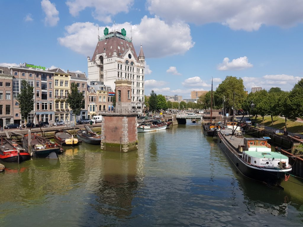 week-end à Rotterdam et city trip