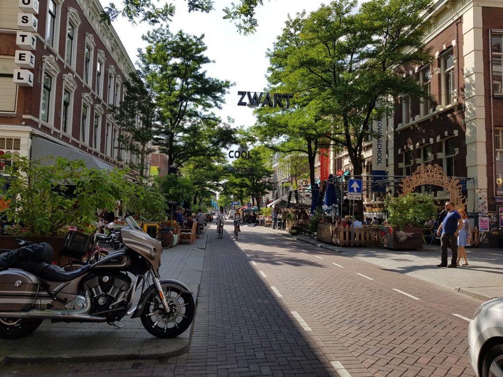 visiter De Witte à Roterdam
