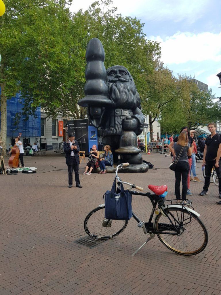 l'art dans les rues de Rotterdam