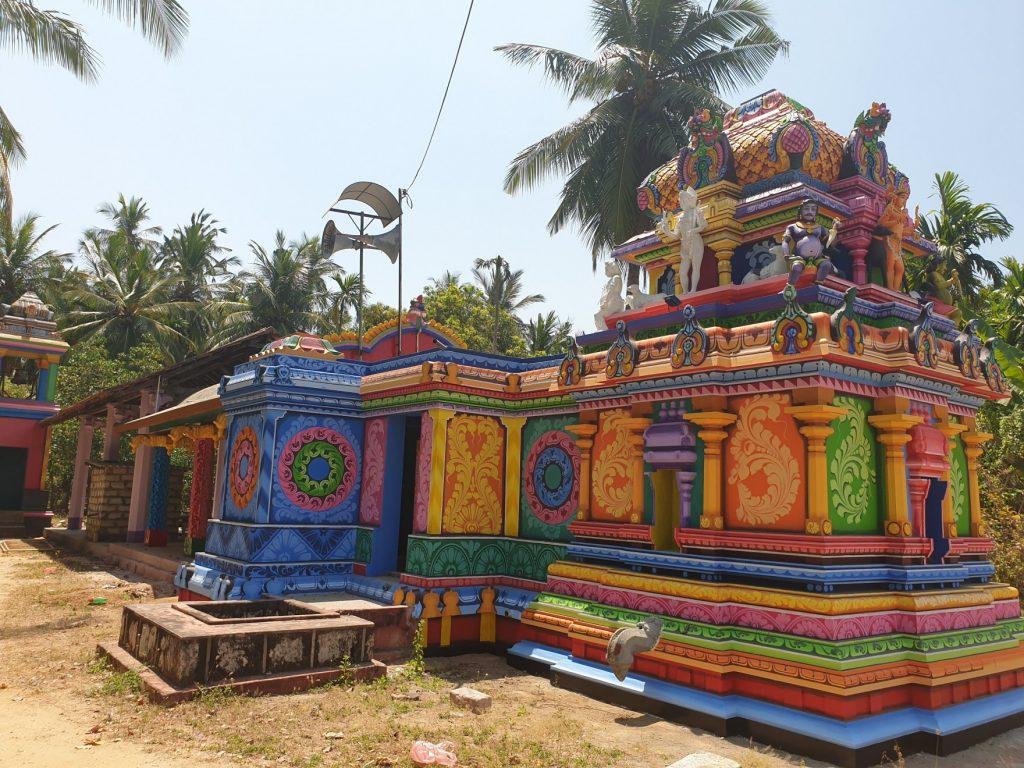 Jaffna et ses temples hindous