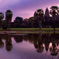 Préparer un voyage au Cambodge : Lever de soleil, Angkor Vat